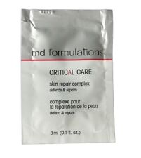 Md Formulation Critical Care Skin Repair Complex - Sample 3 mL / 0.01 fl oz
