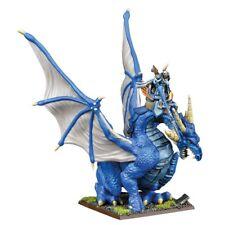 Kings of War BNIB Basilean High Paladin on Dragon MGKWB104