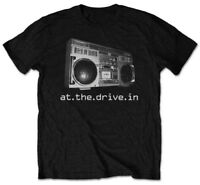 At The Drive In 'Boombox' (Packaged) T-Shirt - NEW & OFFICIAL!