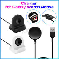 For Samsung Galaxy Watch Active SM-R500 USB Charger Dock & Cable Bracket