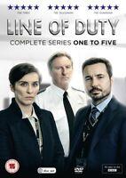 Nuovo Linea Di Dovereduty Serie 1 A 5 DVD (AV3518)