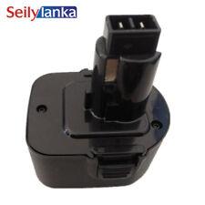 for Black&Decker 12V 3000mAh 3.0Ah power tool battery ,A9252,A-9252,A9275,A-9275