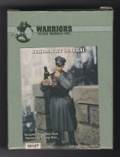 WARRIORS SCALE MODELS 35187 - WEHRMACHT GENERAL - 1/35 RESIN KIT