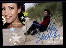 Jana Bach Autogrammkarte Original Signiert  ## BC 81402