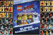 SAMMELKARTE, SATZ bzw. SAMMELALBUM aus LEGO MOVIE 2 -VIP- Trading Card Game TCG