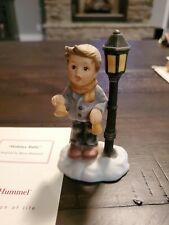 Berta Hummel Figurine Holiday Bells Bh 106/p Goebel 2001 Studio Hummel