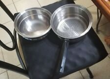 Vintage Nutri-Seal Strainer & Pudding insert for 3 Qt Pot Stainless Steel USA