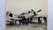 Photo foto WW2 WWII : FOCKE WULF Fw-190 - LUFTWAFFE