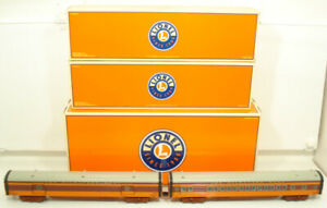 Lionel 6-29196 Hiawatha 18 inch Aluminum Passenger Cars (Set of 2) EX/Box