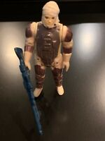 Vintage DENGAR bounty hunter Star Wars Action Figure 1980 Hong Kong - COMPLETE