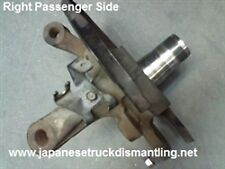 2001-04 Nissan Xterra Frontier V6 Spindle Knuckle 2WD Right Front 400149Z510 ,
