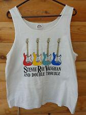STEVIE RAY VAUGHAN 1989 GUITAR LIVE CONCERT TANK TOP