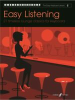 Easy Keyboard Library Easy Listening Learn to Play Keyboard SHEET MUSIC BOOK