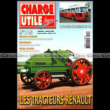 CHARGE UTILE N°115 SOVEL SAVIEM-CHAUSSON CIRQUE JEAN RICHARD ALLIS-CHALMERS