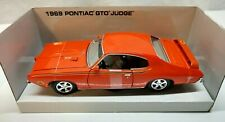 American Mint Premium Edition 1969 Pontiac GTO Judge 1:24 NIB (#4)