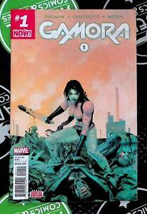 Gamora #1 2017 Marvel Comics 1st Solo Series Guardians Of The Galaxy MCU Disney+
