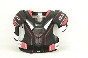 Bauer NSX Ice Hockey Shoulder Pads Senior Size Medium (0909-4262)