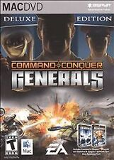 Command & Conquer: Generals -- Deluxe Edition (Apple, 2006)