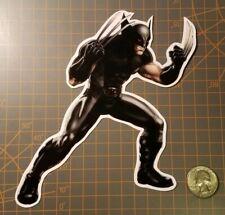 Wolverine Sticker Black Suit