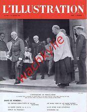 L'illustration n°5131 du 12/07/1941 front russse cathédrale Notre-Dame chaussure