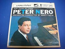 Peter Nero New Piano In Town  Reel-to-Reel Tape 4 Track 7 1/2 I.P.S. Marty Gold