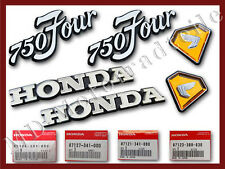 Honda CB 750 Four K 2 Emblem Set Original neu