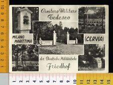 16809] CERVIA - MILANO MARITTIMA - CENTRO MILITARE TED.