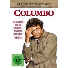 Columbo-Komplette 1 Staffel FSK 12 - 693min - 6xDvD Neu+in Folie