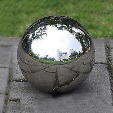 Home Garden Decoration Ornament Sphere Mirror Hollow Seamless Mirror Ball Sphere