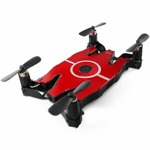 US Mini Drones With HD Camera Selfie Wifi FPV Fordable Quadcopter RTF RC Drone
