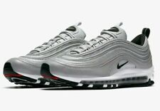 nike air max 97 in silver white black brand new in box SIZE UK 10 AVAILABLE