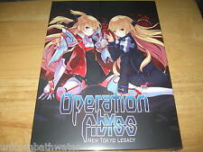 NEW Operation Abyss Limited Collectors Edition Sony Playstation Vita