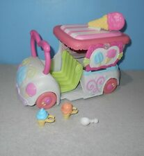 My Little Pony Ice Cream Dream Supreme Food Truck Fold Out Parlor Shop w/Bell