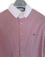 Mens MAN by VIVIENNE WESTWOOD krall long sleeve shirt size III/large. RRP £260.