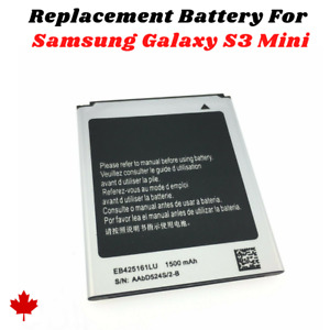 Replacement Battery EB425161LU 1500mAh FOR Samsung Galaxy S3 MINI 2012 / Ace 2X