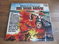 Geoff Love Orchestra 3 LPs: Big Western Movie, TV Western & Big War Movie Themes