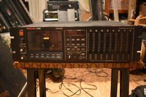 Tascam 238 Syncaset 8-track cassette recorder