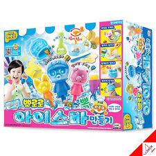 Pororo ICE BAR MAKER Special Pop Making Tool Role Play Toy Korean Frozen dessert