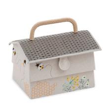 "Sewing Basket - Premium - ""Bee Hive"" Sewing Box - HobbyGift - HGNOV347"