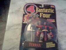 1994 Marvel Comics Fantastic Four Terrax Figure by Toy Biz NIB