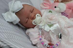 REBORN BABY DOLLS 7LB CHILD SAFE, FULL LIMBS + BOTTLE TEDDY ETC SUNBEAMBABIES