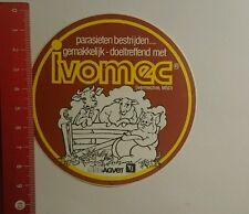 ADESIVI/Sticker: msdagvet ivomec (140916175)