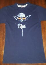 Chunk Star Wars Yoda Camiseta// Jedi DJ/Darth Vader/Luke Skywalker y Leia