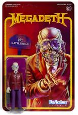 Vic Rattlehead Megadeth Series Super 7 Reaction Action Figure New