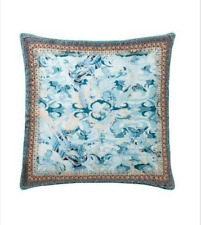 new CAMILLA FRANKS SILK SWAROVSKI CHILDREN OF THE DRAGON CUSHION 45x45