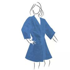 Conf. 60 Kimono monouso in TNT bluette