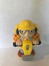 Hasbro BOB THE BUILDER BOB JACKHAMMER Figurine Cake Topper 2000 Hit KChapman