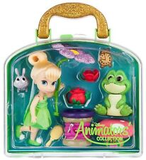 Disney Animators Collection Tinker Bell Mini Doll Play Set 5 Inch 3+ Toy Toddler