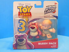 Disney Toy Story 3 Buddy Pack Lotso and Big Baby New!   Action Links