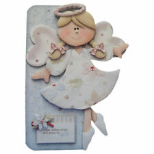 Christmas Angel Christmas Card Handcrafted 3D Decoupage & Matching Envelope